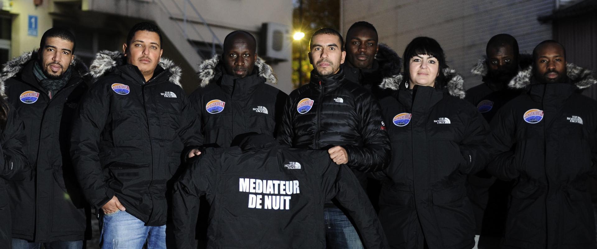 Des Equipes de Médiateurs Sociaux de Nuits à Aubervilliers